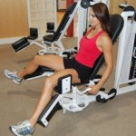 The Adductor machine, for the naughty girl in you.