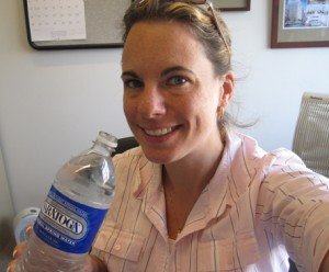 Drinking water today
